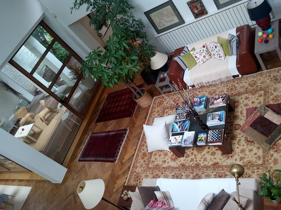 Brussels / Spectacular Loft + Mansion of 750 Sqm in Louise Area