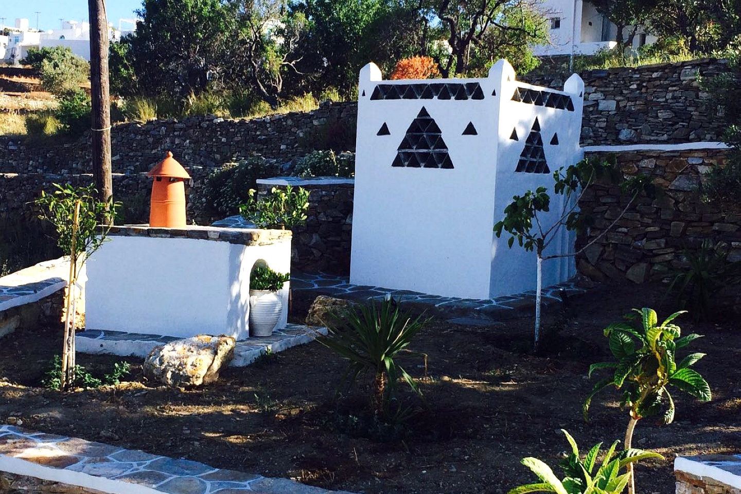 Detached House for sale Sifnos, Apollonia,