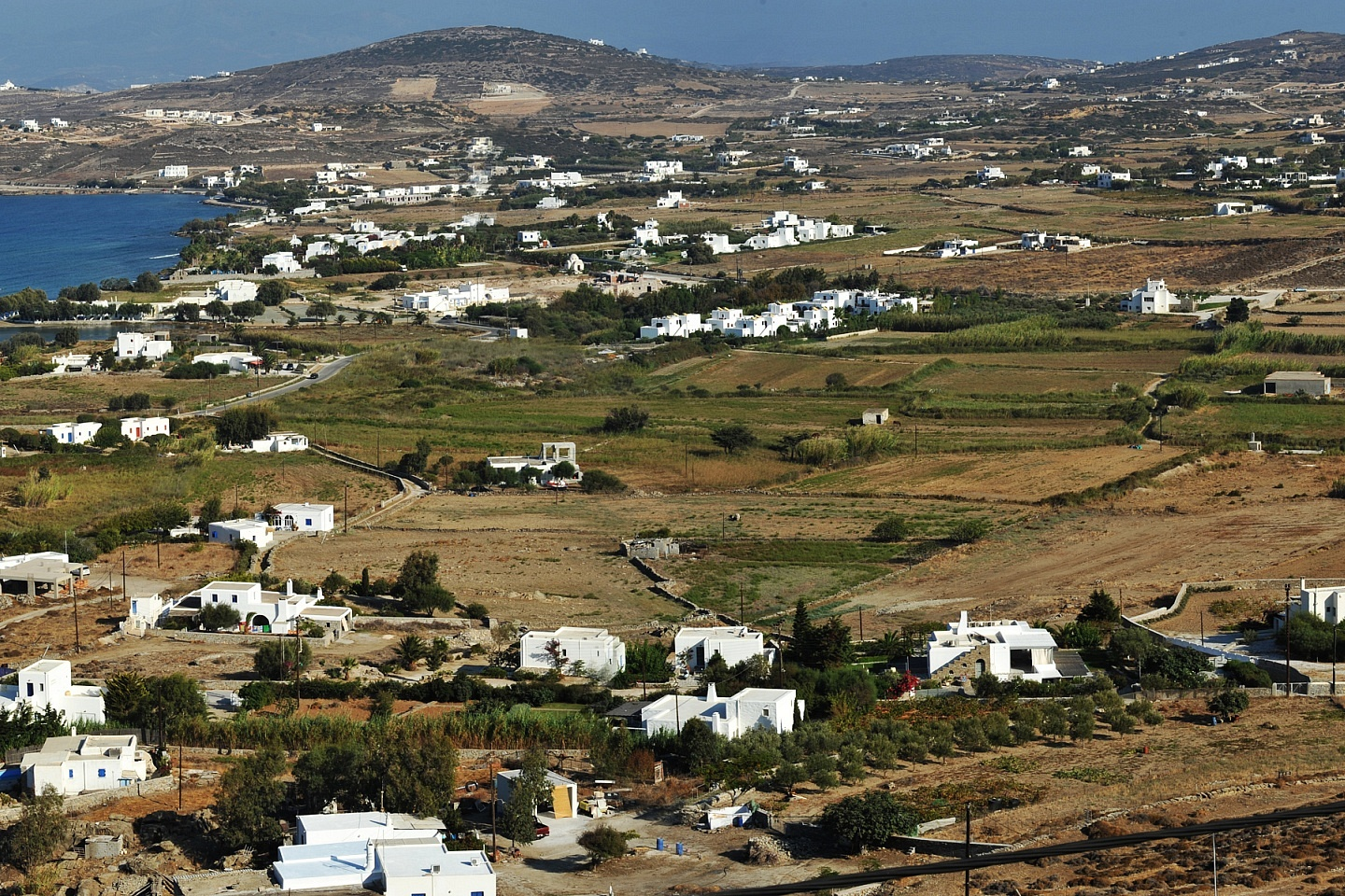 Greece / Paros – Naousa / Plot of land / 8,600 m2 /