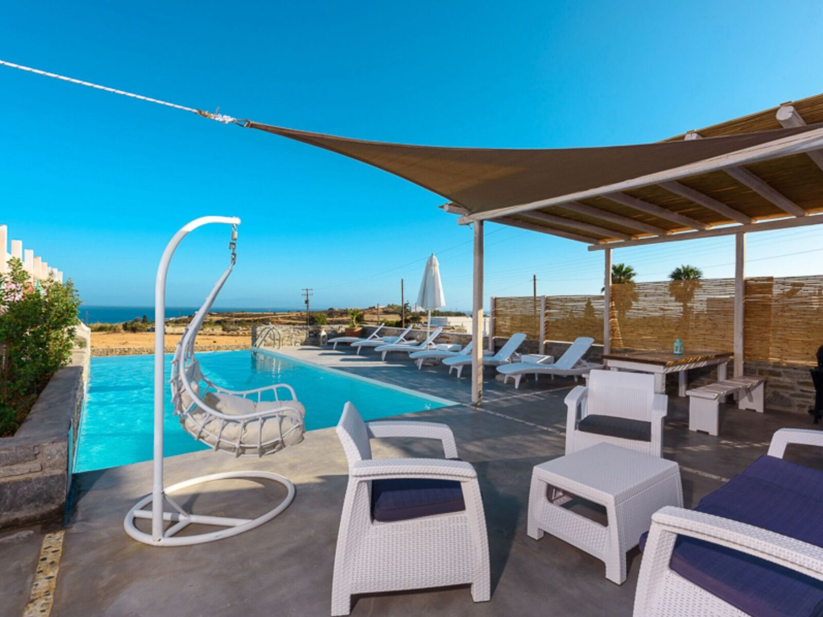 Greece/Paros Island Pyrgaki. Two Villas for sale