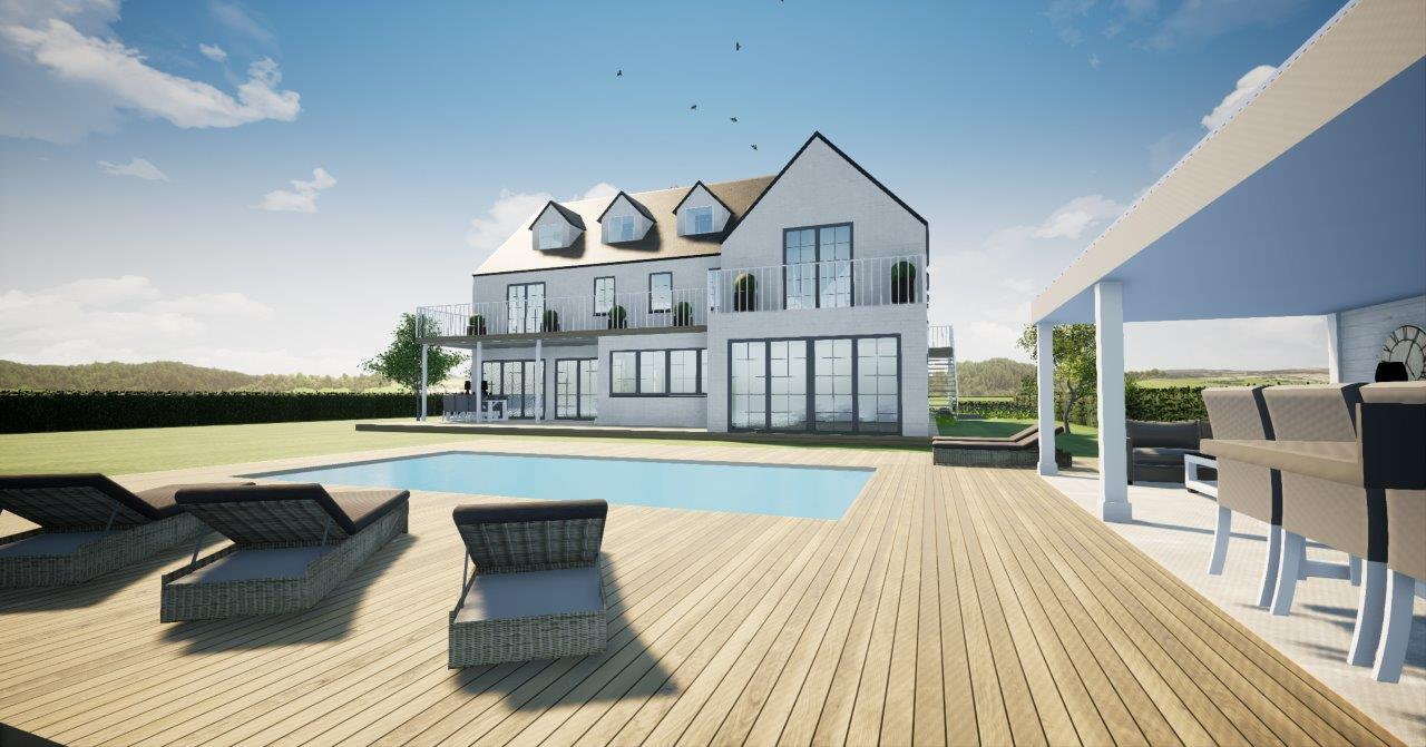 Superb Villa new construction
