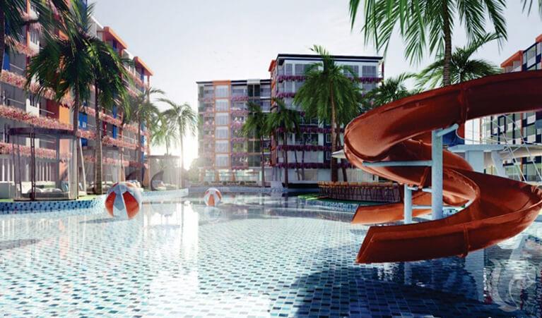 Thailand / Phuket / Waterworld Bang Tao