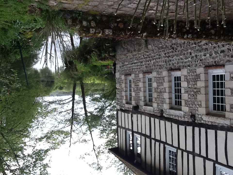 France / Normandie / Superbe propriété avec beaucoup de cachet sur un terrain de plus de 5 ha