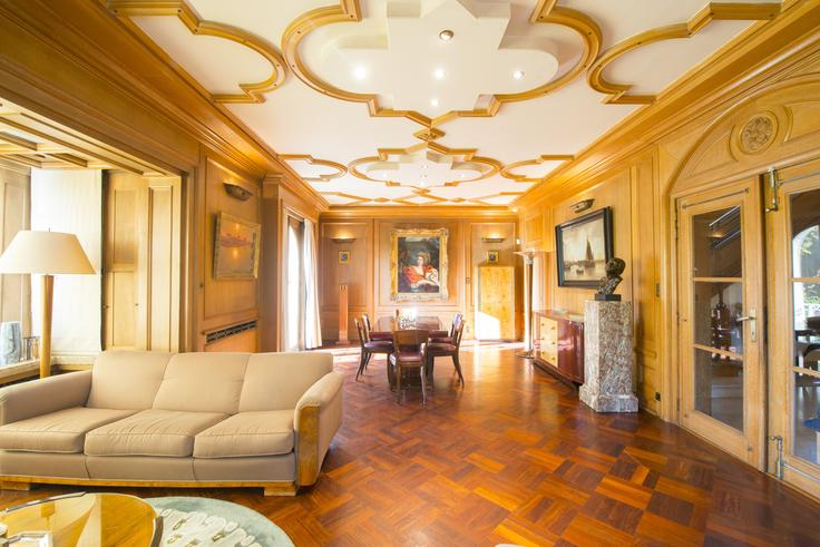 Beautiful manor house 550m² – 7 bedrooms in Brussels