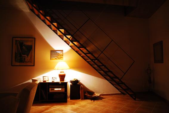 Escalier etage 2