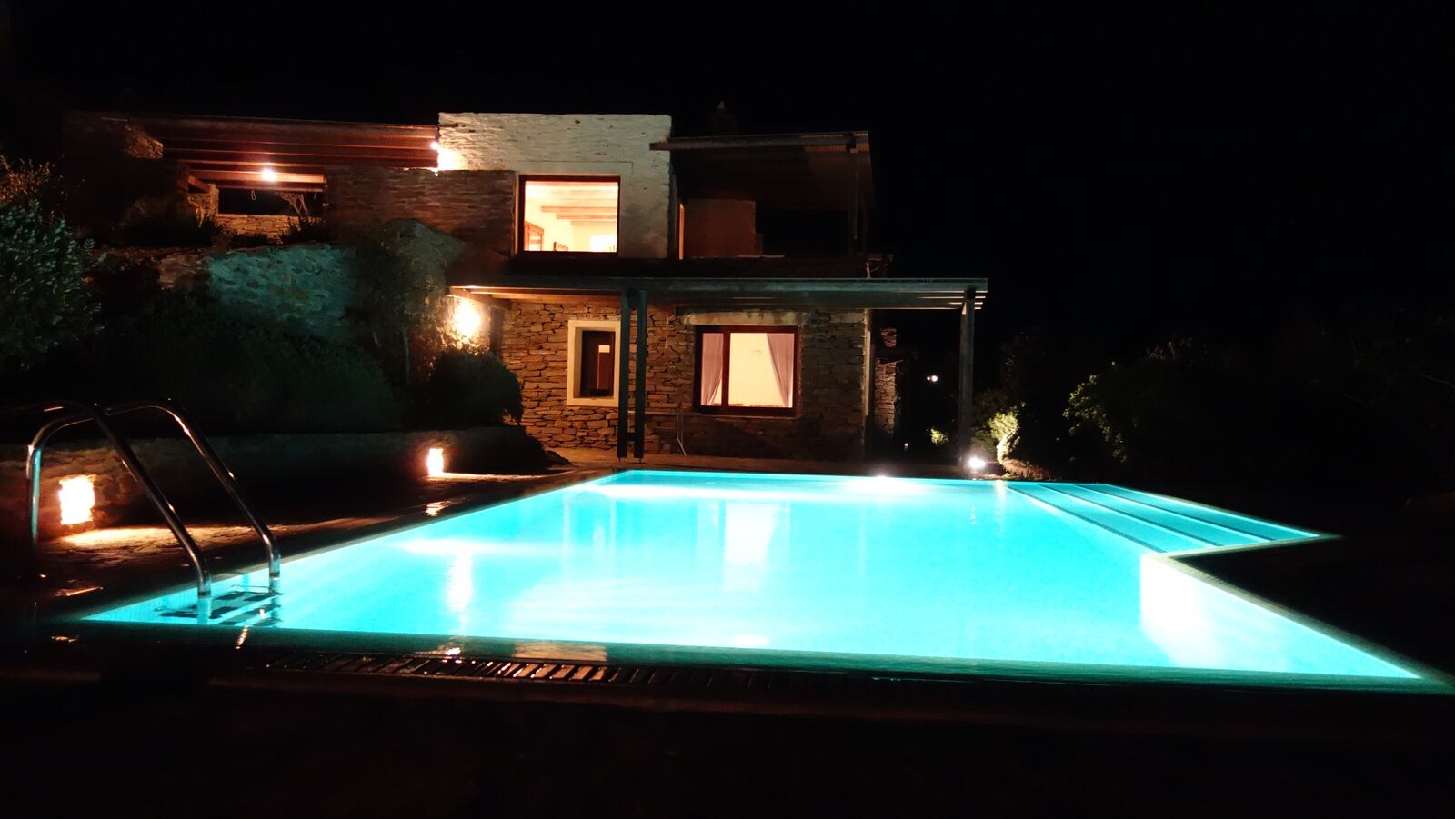 Greece. Cyclades. Kea. Koundouros. House for sale.