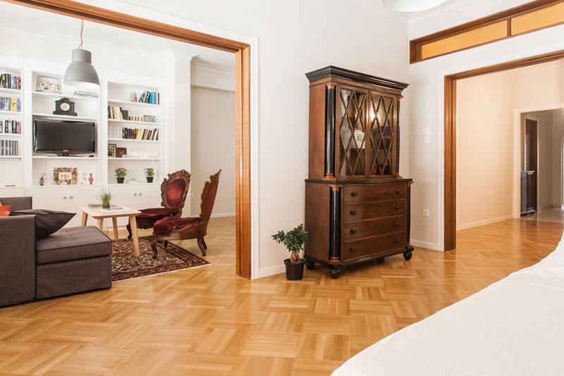 Athènes / Kolonaki-Lycabette / Appartement / 130 m2